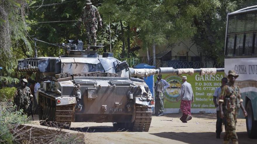 Detenidos en Kenia miembros de célula iraní que planeaba atentar en Nairobi