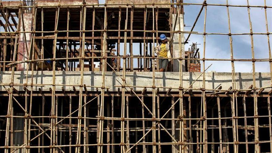 El consumo de cemento crece un 13,8 % en noviembre