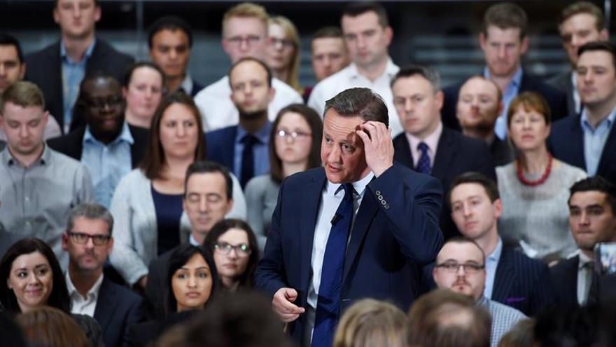 """El Laborismo acusa a Cameron de """"hipocresía"""" por los papeles de Panamá"""