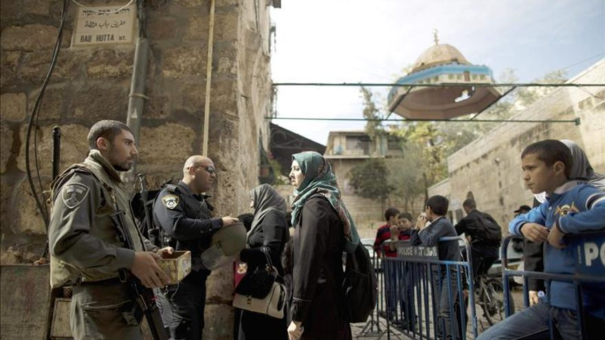 Tensión en la Explanada de las Mezquitas tras la visita de la diputada israelí