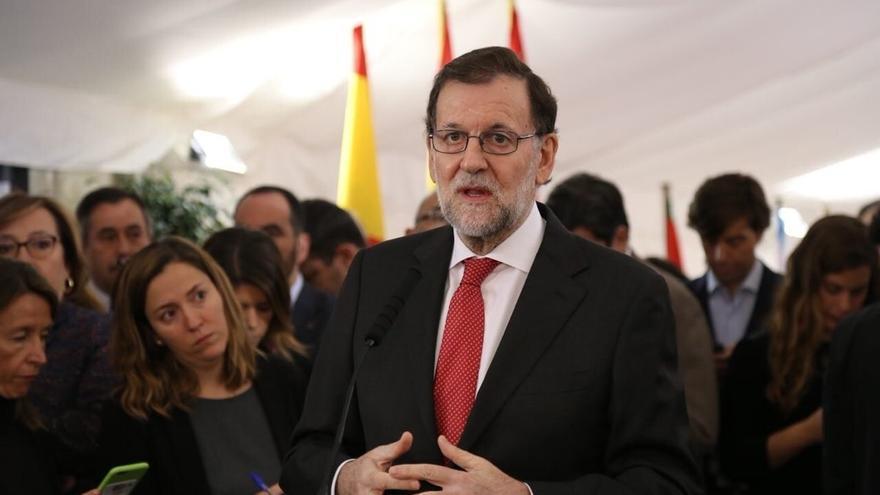 """Rajoy dice que en el informe PISA España se sitúa por primera vez """"al nivel de los países más avanzados"""" en educación"""