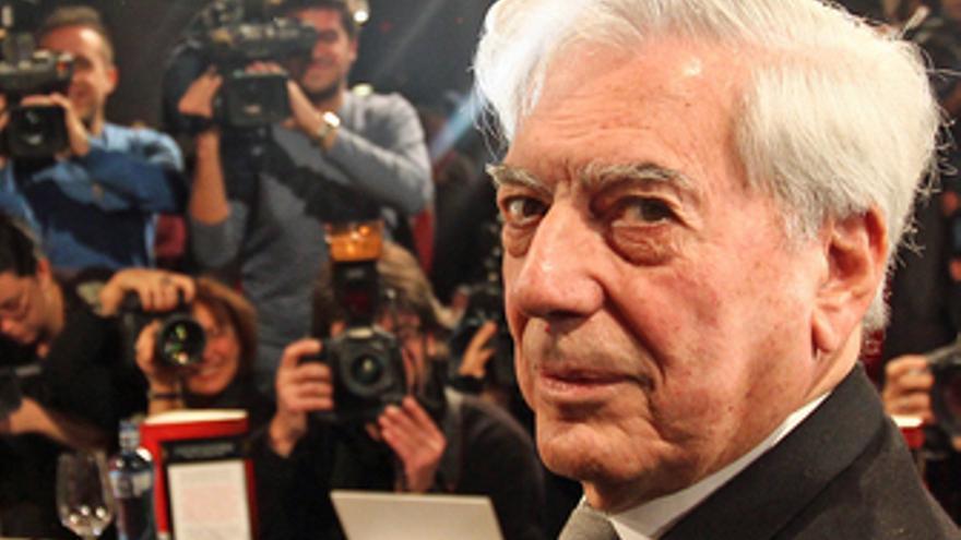 Mario Vargas Llosa presenta El sueño del celta