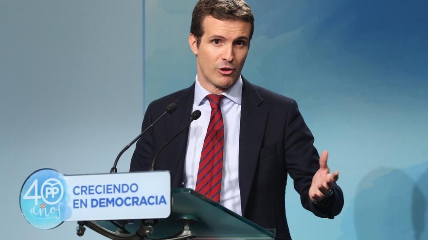 """El PP, tras mostrarse Puigdemont abierto a otra relación con España: """"La relación que debe trabajar es con su abogado"""""""