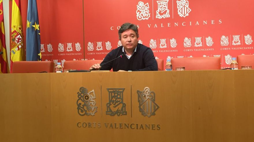 Luis Santamaría, diputado del PP