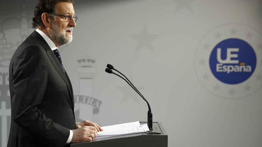 Rajoy traslada su pésame a Putin tras un incendio en Siberia que ha causado más de 60 muertos