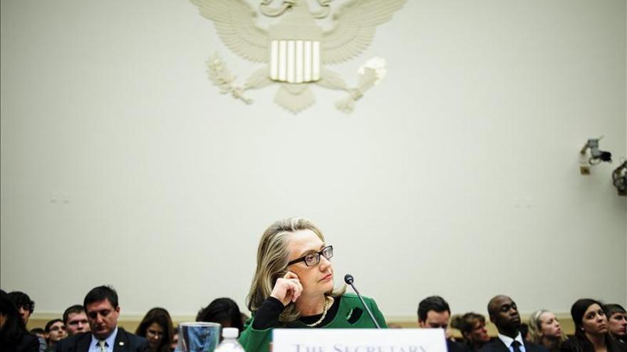 """Clinton vive su última semana como secretaria de Estado y """"estrella"""" mundial"""