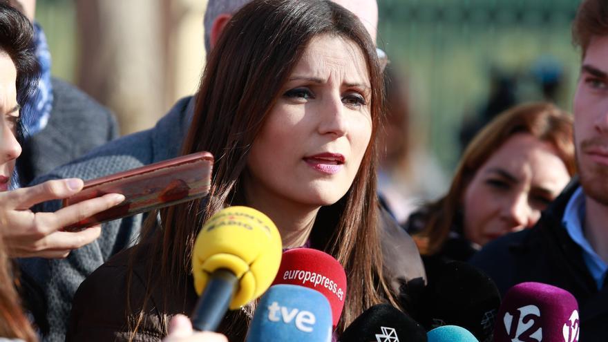 """Cs pide a Torra que """"no se atrinchere"""" en el cargo tras la decisión del Supremo"""