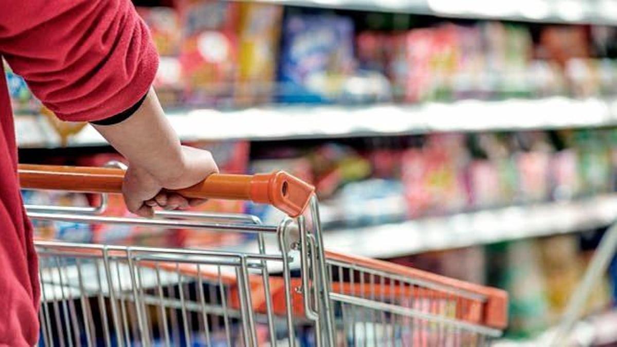 Los alimentos subieron 4,8%, más que el 4,4% que marcaron en diciembre