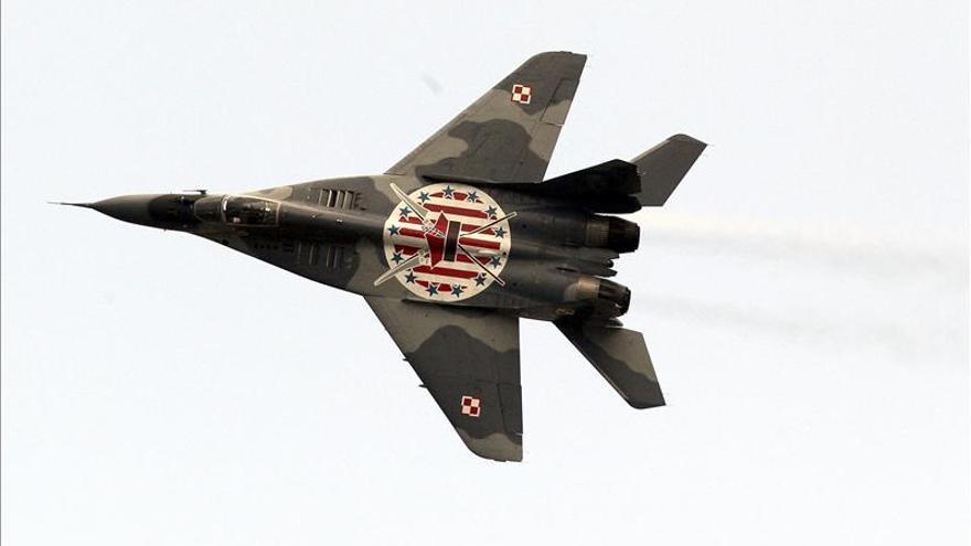 Resultado de imagen de MiG-29SM sirio
