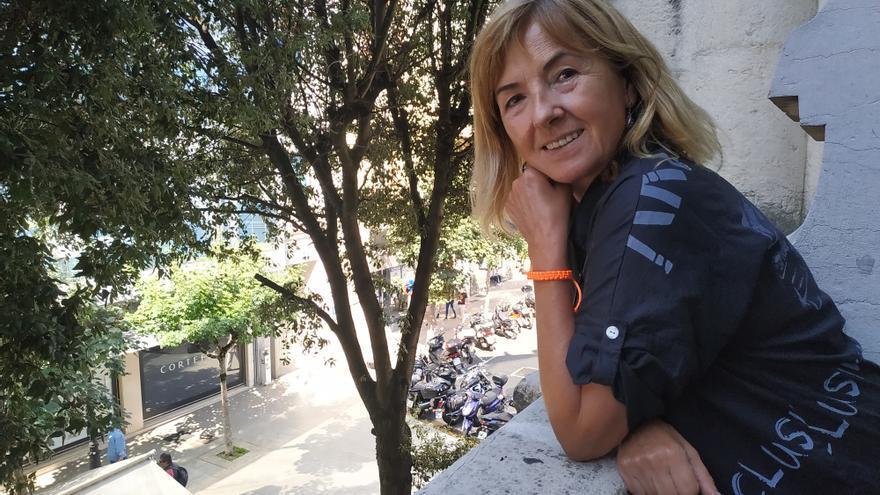 María Luisa Sanjuán, concejala de Cultura del Ayuntamiento de Santander. | J. F. R.