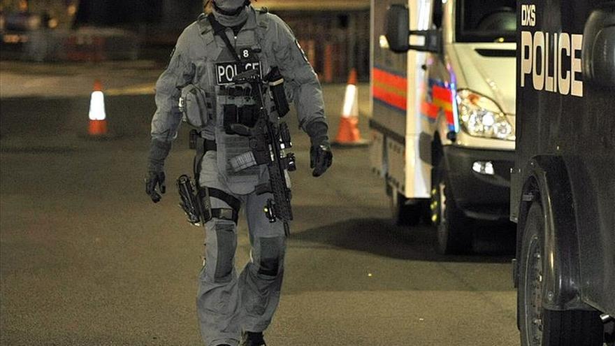 Scotland Yard aumentará el número de policías armados en Fin de Año