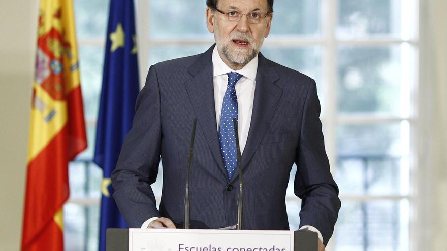 Rajoy insiste en el discurso de la recuperación económica, fijando el empleo como objetivo