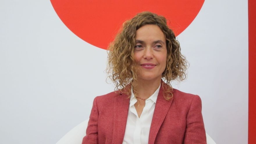 "La candidata del PSC, Meritxell Batet, replica a Susana Díaz: ""En España no hay saqueo entre territorios"""