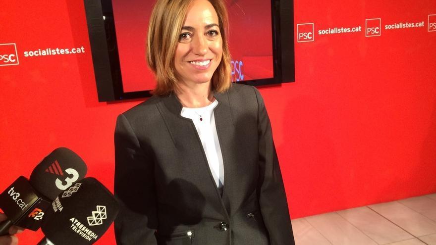 """Chacón (PSC) cree que el fallo del TC era """"el único posible"""" y pide a Mas acatarlo"""