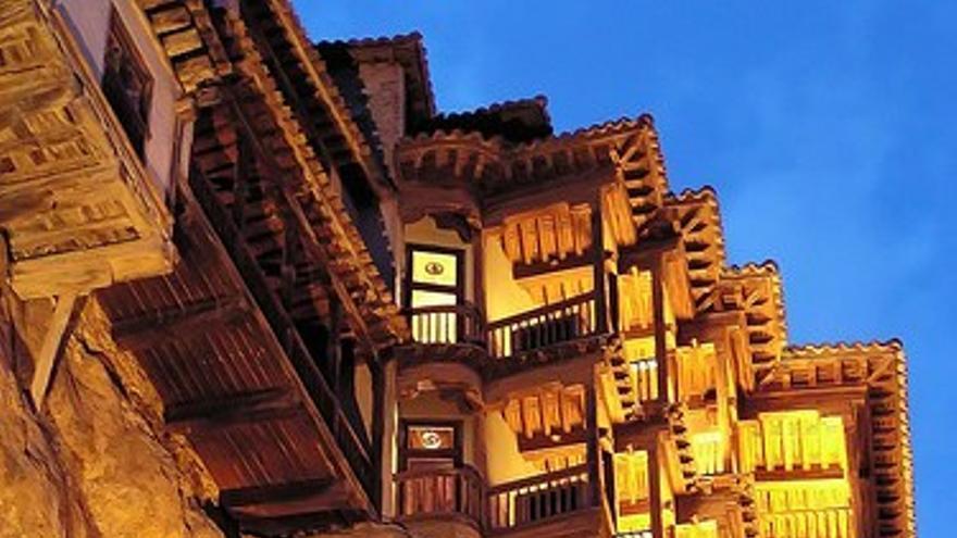 Casas Colgadas de Cuenca. Foto: Ayuntamiento