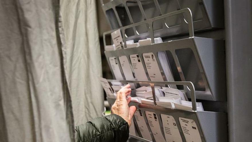 PSOE y PP empatan a diputados y senadores en La Rioja y Vox no logra escaños