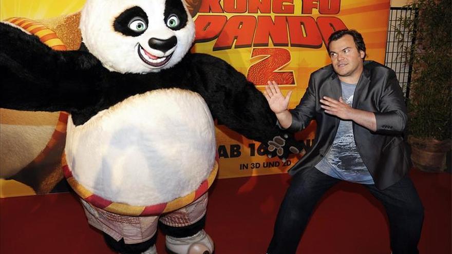 La tercera parte de Kung Fu panda se estrenará a la vez en EEUU y China