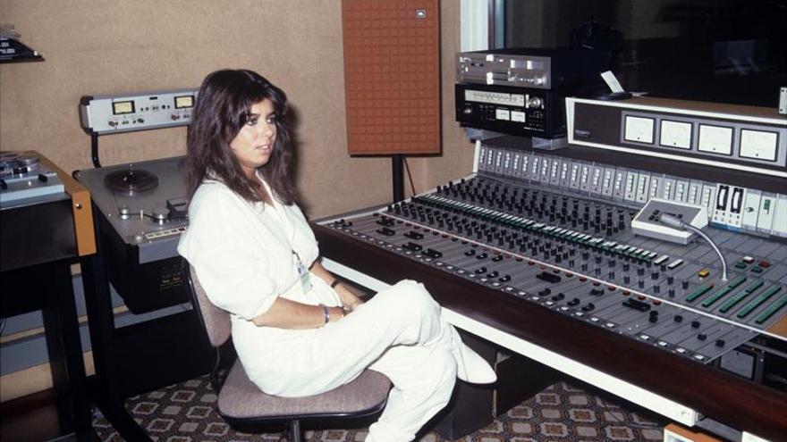 """Jeanette: """"Hoy día es muy complicado grabar un disco en buenas condiciones"""""""