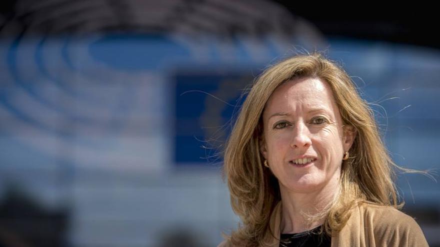 Soledad Cabezón, presidenta del Intergrupo de Salud del Parlamento Europeo