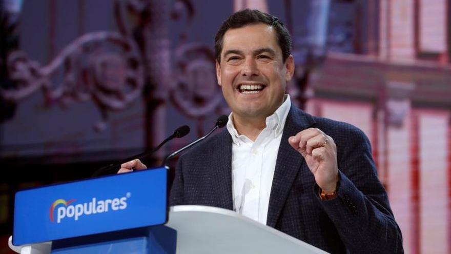 Moreno: La ola de cambio del sur no para en Despeñaperros, llegará a La Moncloa