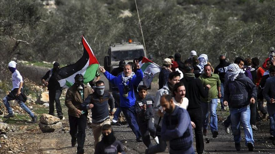 Grupo palestino entra en una aldea del valle del Jordan controlada por Israel
