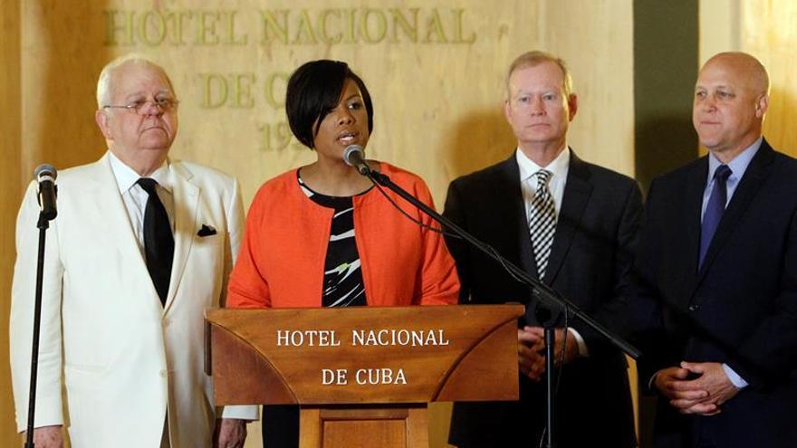 Alcaldes de ciudades de EE.UU. visitan Cuba para aportar en nueva relación