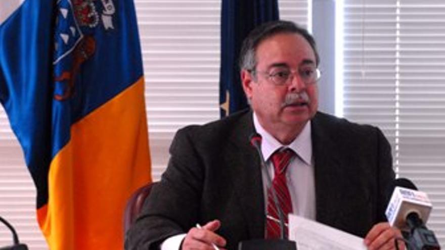 Domingo Berriel. (ACFI PRESS)
