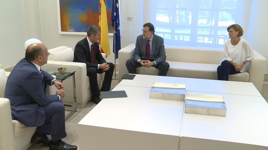 Rajoy acudirá hoy al Congreso a entregar su credencial antes de viajar a Varsovia para la Cumbre de la OTAN