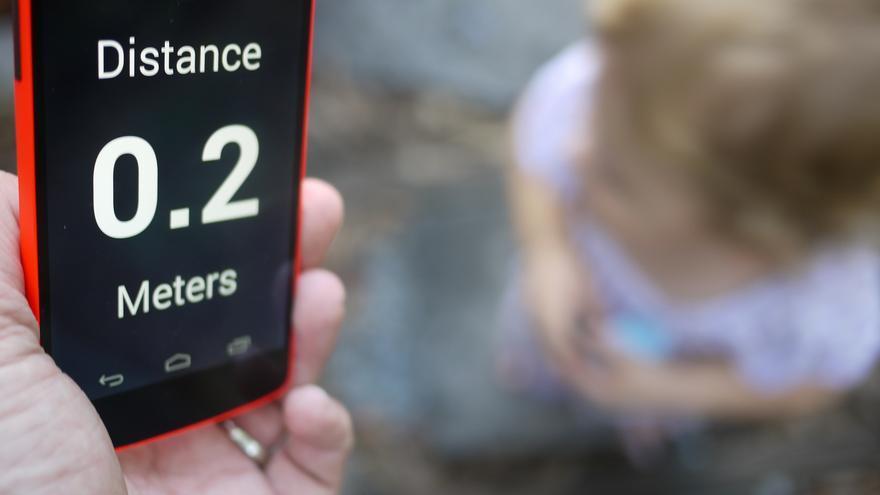 Esta tecnología permite conocer la ubicación de artículos o lugares