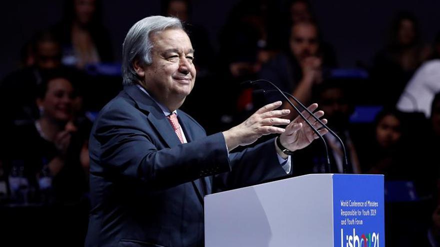 """Guterres insta a """"evitar la escalada de tensión"""" en el Golfo Pérsico"""