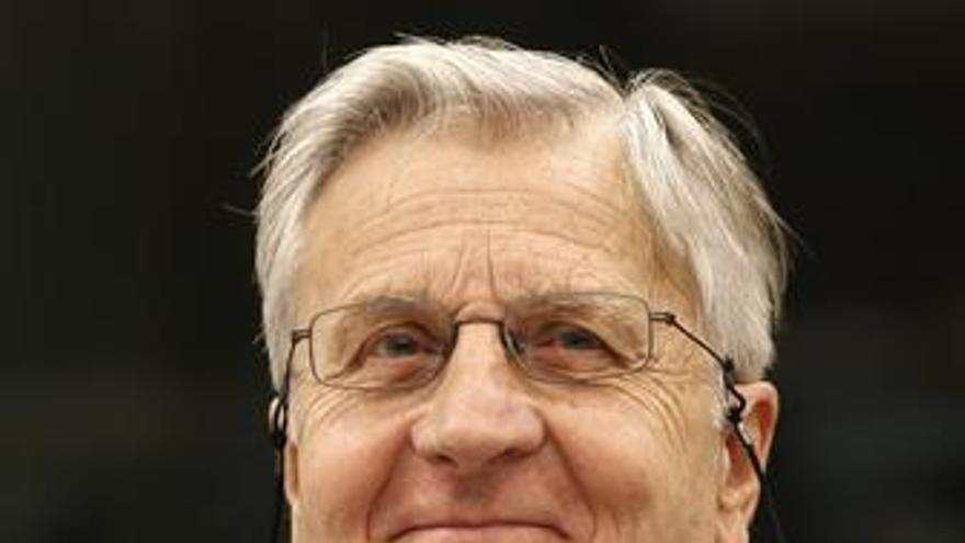 Presidente del BCE, Jean Claude Trichet