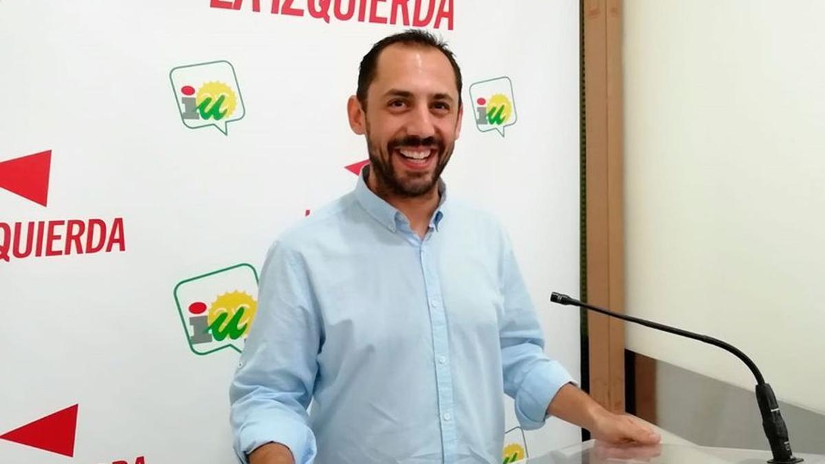 Sebastián Pérez en una imagen de archivo.