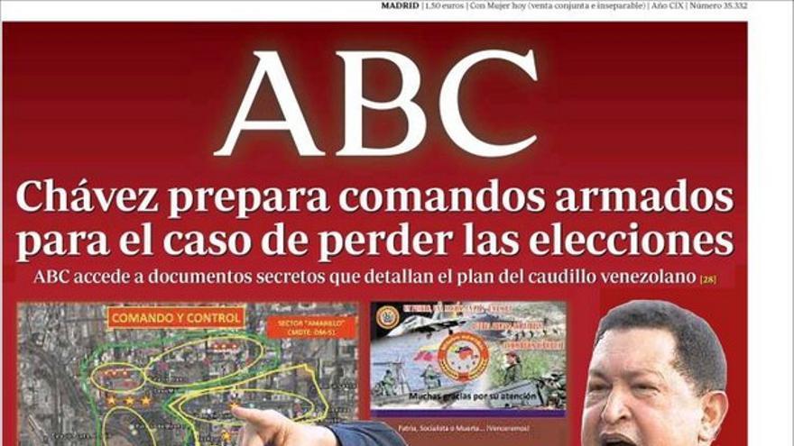 De las portadas del día (22/09/2012) #6