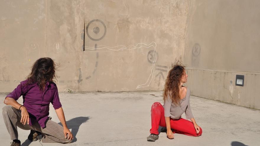 Un treintena de bailarines y coréografos con 12 piezas, en el encuentro 'Gracias x Favor' en Santander