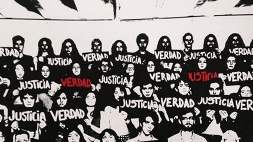 Reclaman verdad y justicia / Asociación pro búsqueda