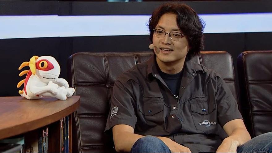 Yong Woo Hearthstone