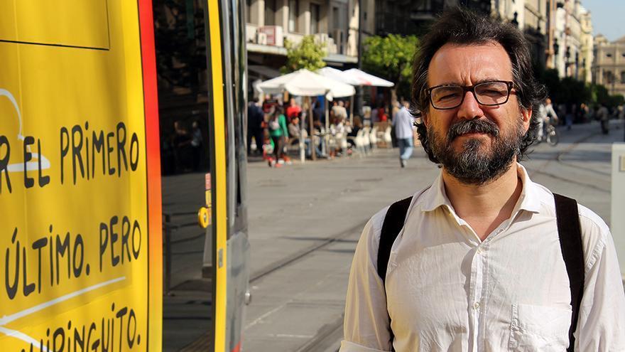 Jesús Sabariego, exprofesor de la UPO. / JUAN MIGUEL BAQUERO