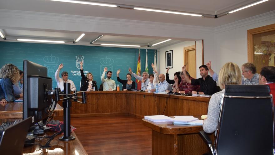 Piélagos aprueba de forma inicial el presupuesto de 2019, que asciende a 19,2 millones