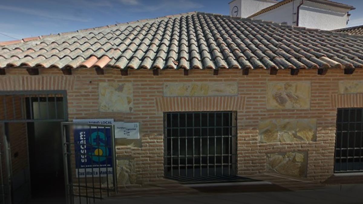 Consultorio local de Burujón (Toledo)