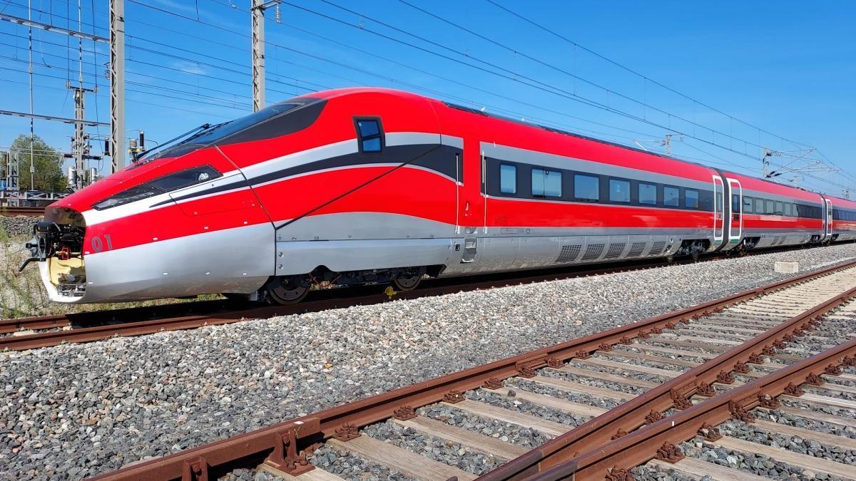 El primer tren de Ilsa que ha llegado a España
