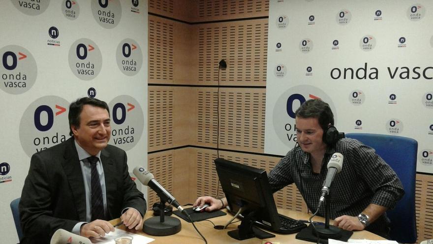 """Esteban (PNV) cree que la agresión a Rajoy fue """"un hecho aislado"""" sin vinculación a los reproches de Sánchez"""