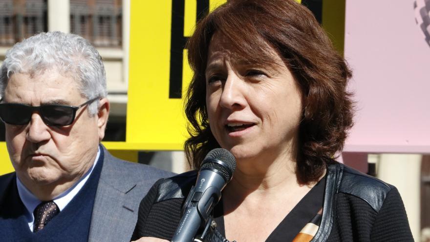 La alcaldesa de Vic y diputada de JxCat, Anna Erra, en una fotografía de archivo