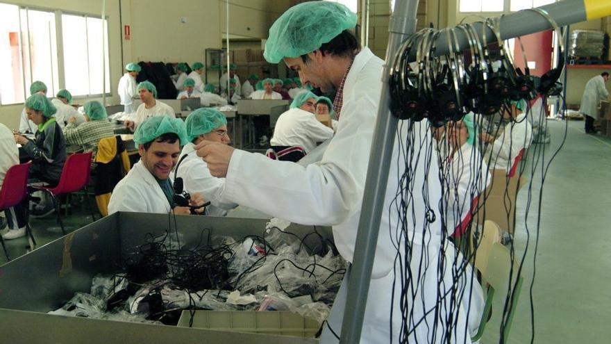 Centro de empleo de la APMIB. Foto: Iberia