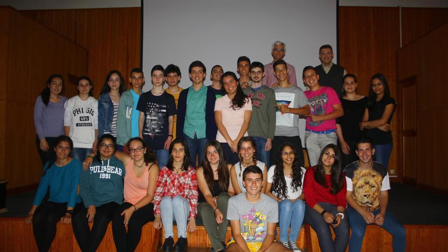 En la imagen, algunos de los participantes de la edición de este año.