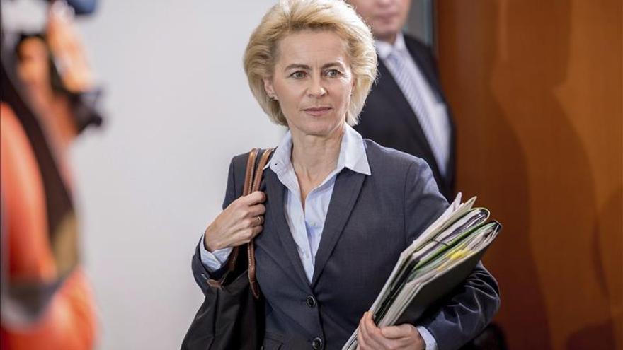 Berlín garantiza la misión militar contra el EI pese a las deficiencias en el equipamiento