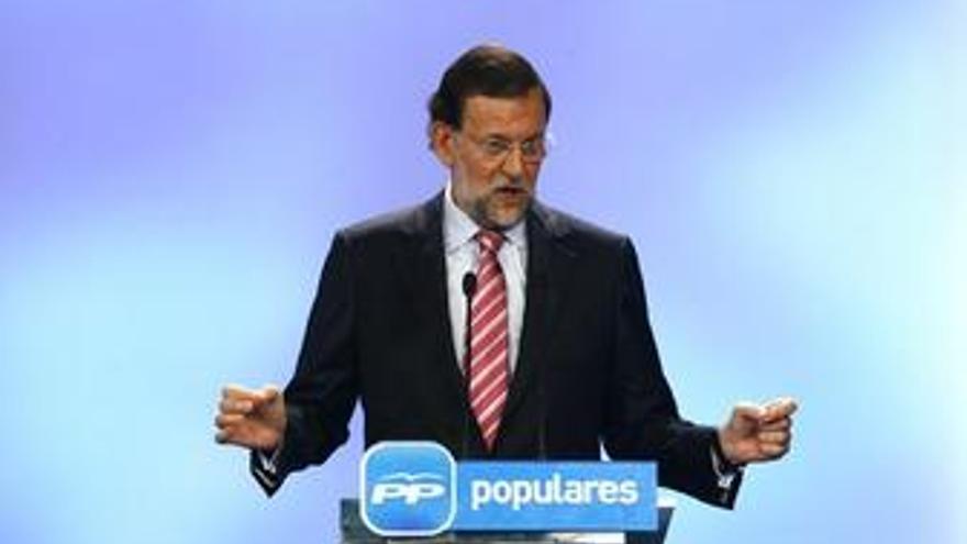 """Rajoy: """"Camps no me ha mentido"""""""