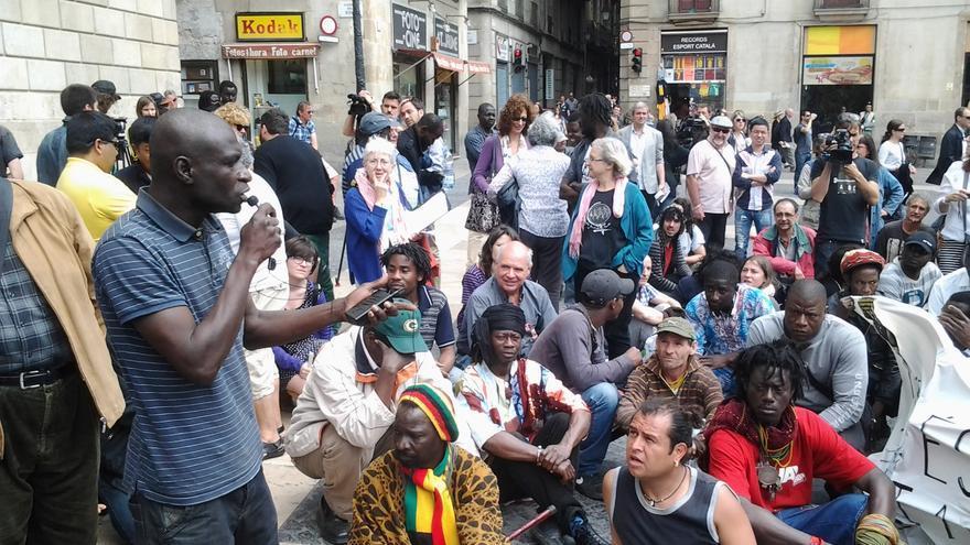 #NOTICIA: Contra els desallotjaments del Poblenou