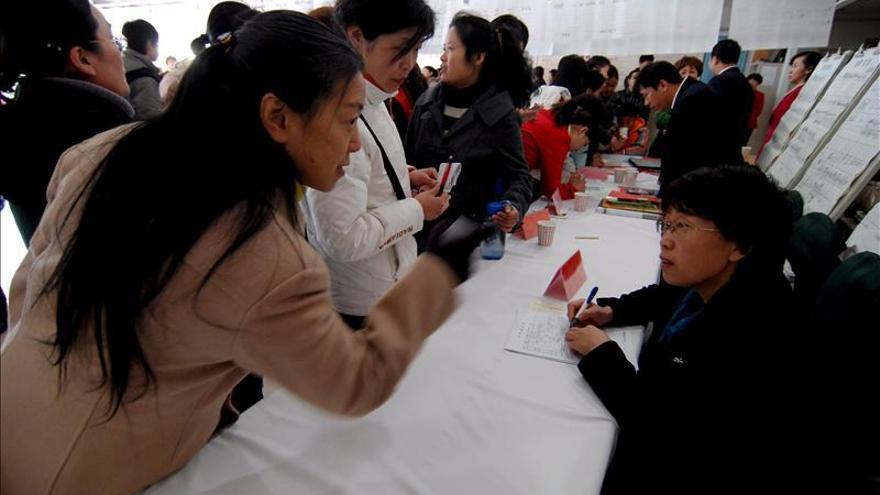 La lucha contra las desigualdades en China es cosa de mujeres