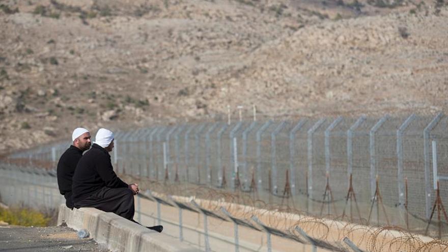 Israel, empujado a proteger a los drusos pro Al Asad de los Altos del Golán