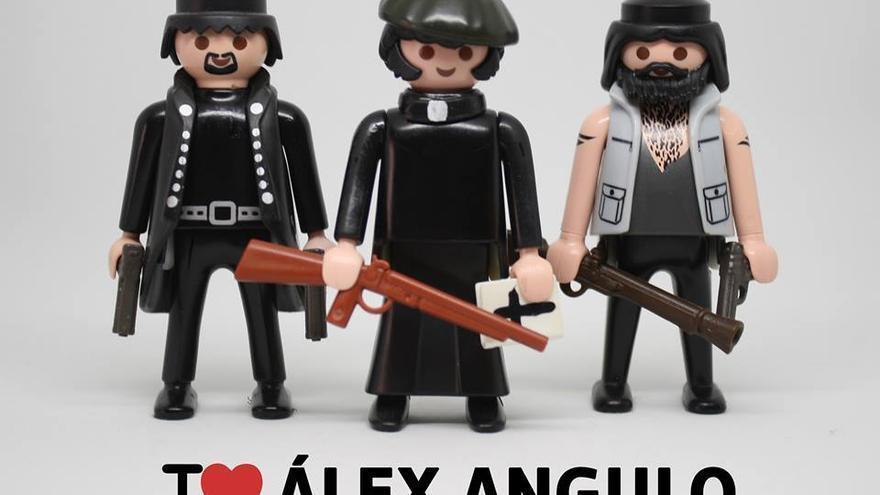 I love Álex Angulo